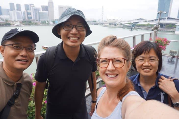 Hello Singapore team