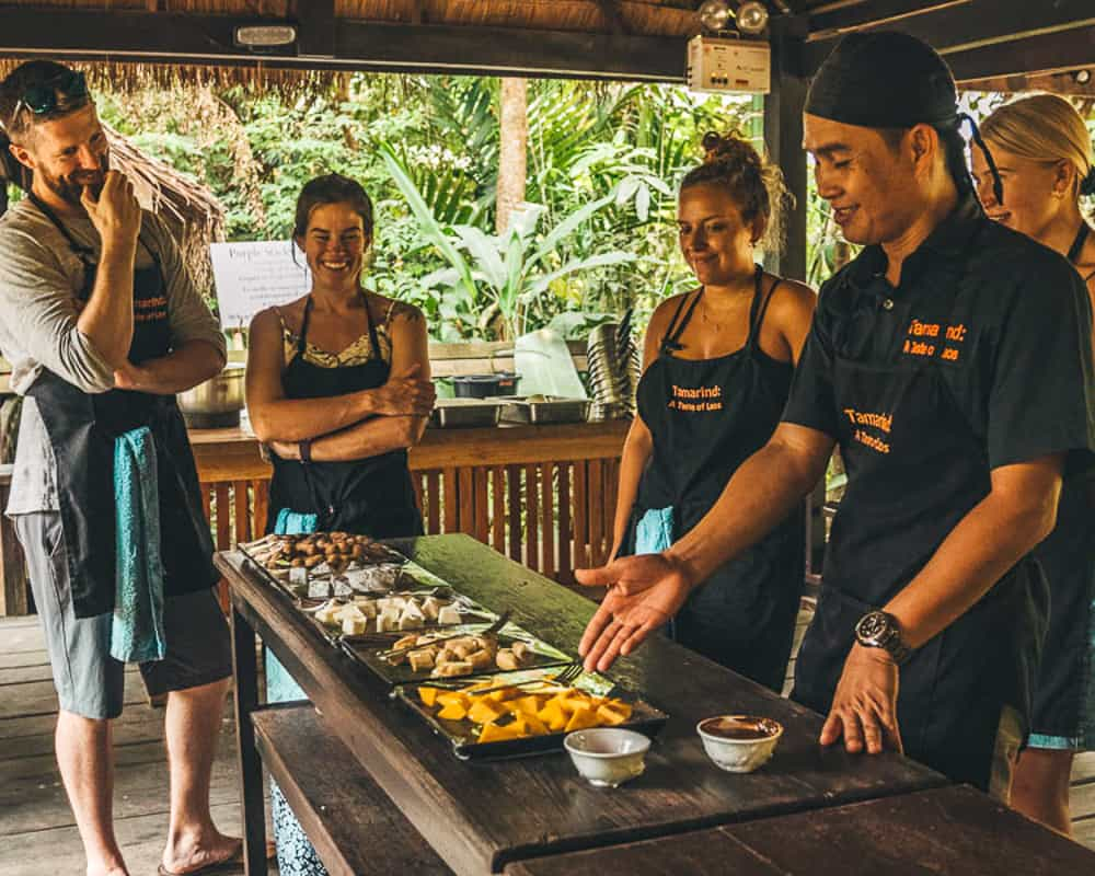 Cooking Class | Half & Full Day | From LUANG PRABANG, LAOS