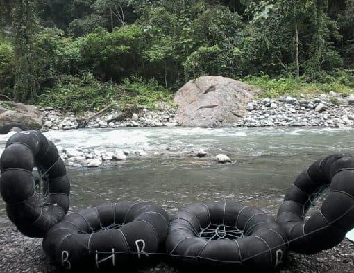 Tyre raft