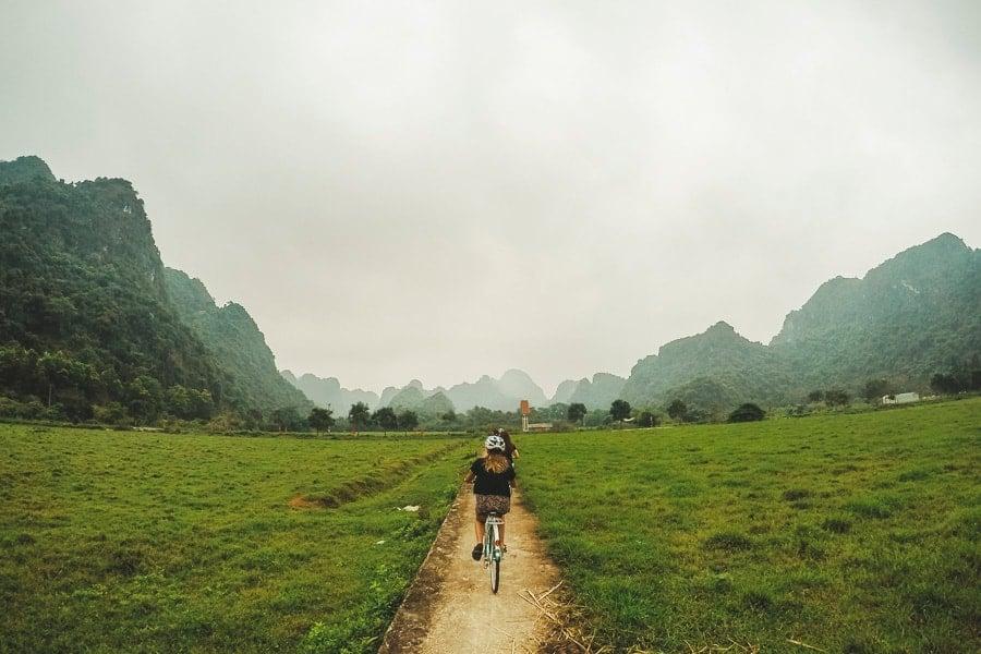 Cycling Trip on Cat Ba to Viet Hai Village