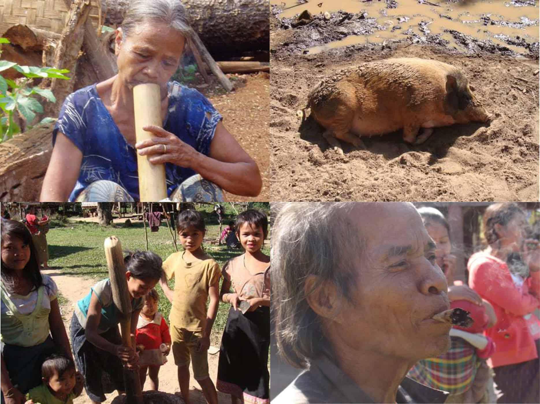 Tadlo Village, Laos