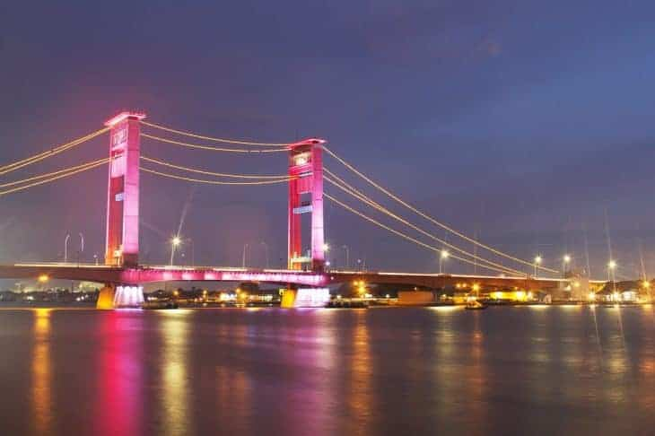 Bridge in Palembang