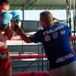 Muay Thai Train and Stay Packages | 1 Week - 1 Month | KOH PHANGAN, THAILAND
