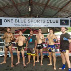Muay Thai learners