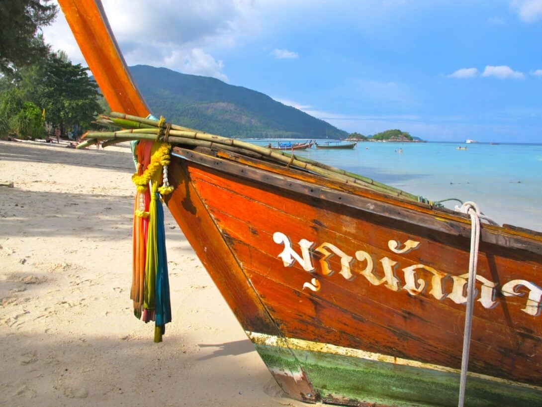 Koh Lipe, Thailand is no longer a secret.