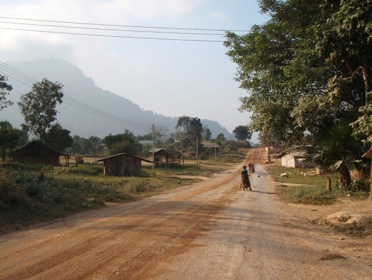 Thakhek Loop, Laos