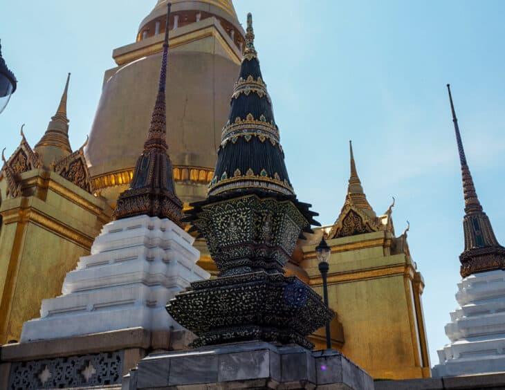 Wat Phra Kaew in Bangkok.