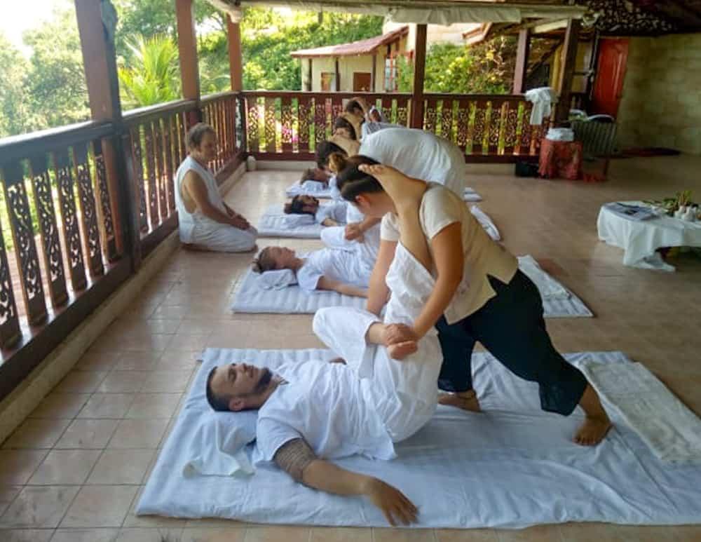 Thai Healing Massage Course (200 Hours) | 7 or 10 Days | KOH PHANGAN, THAILAND