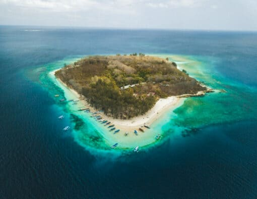 Secret Gili Island Hopping   2 Days, 1 Night   From LOMBOK, INDONESIA