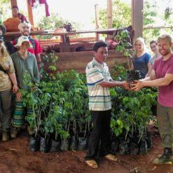 EVP volunteers