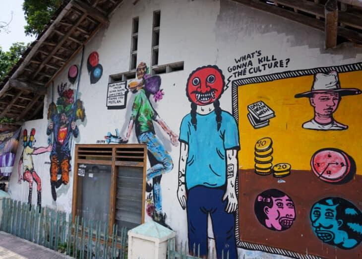 Liam Brighton - Street Art