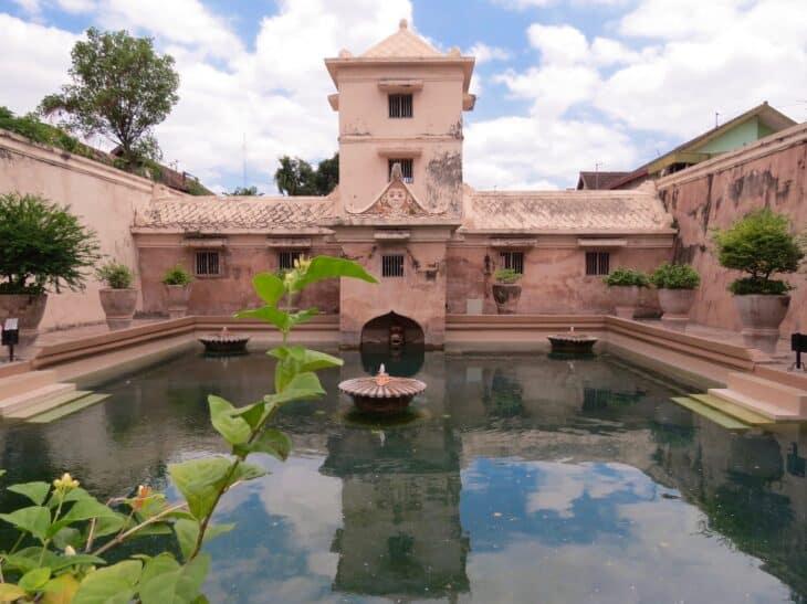 Yogyakarta Water Palace Taman Sari