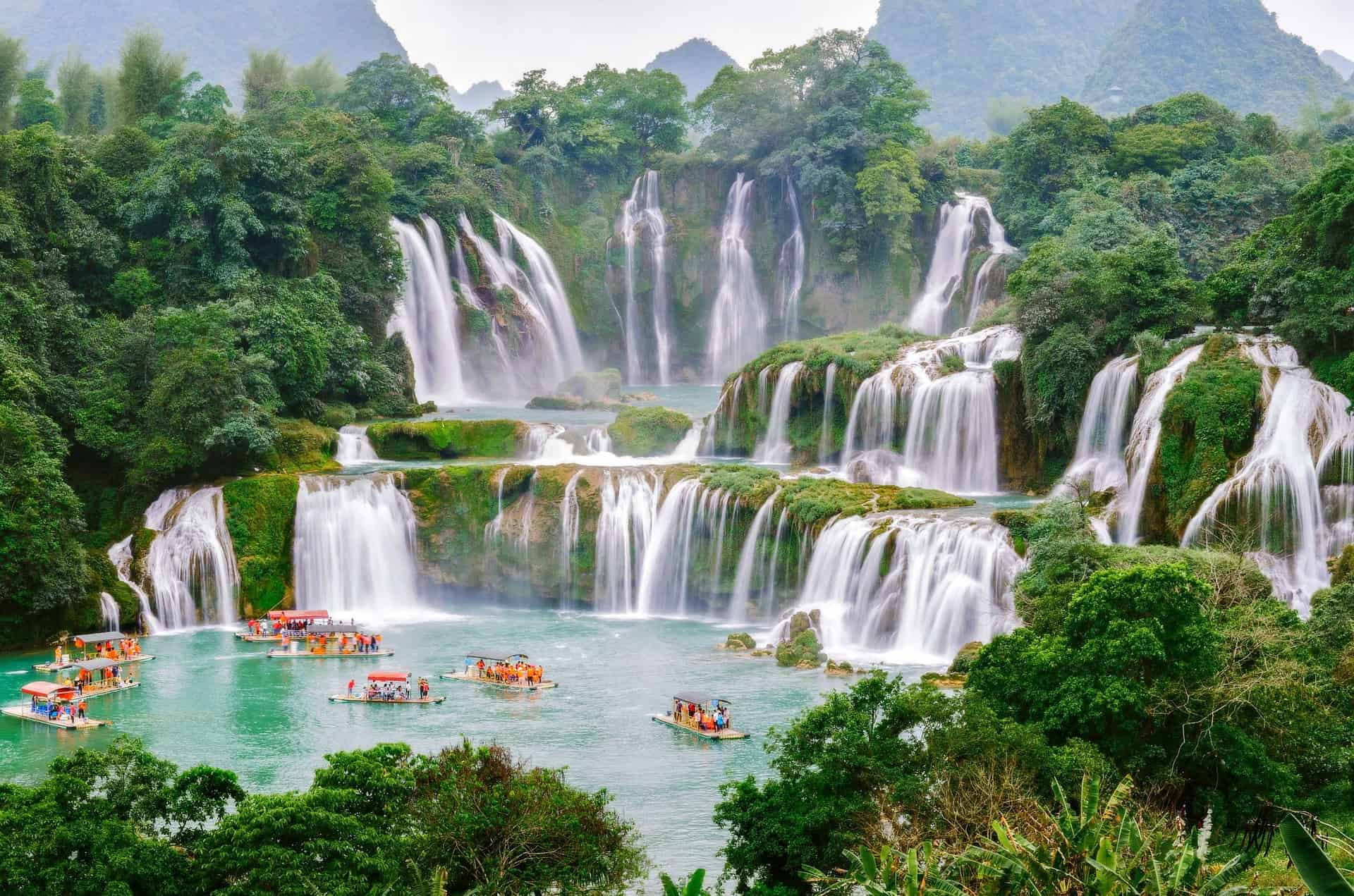 Ban Gioc Waterfall: Vietnam's Secret Natural Wonder