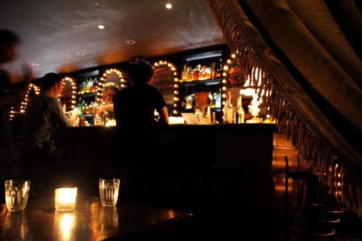Playhaus bar interior, Thonglor.