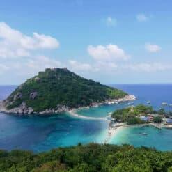 Nang Yuan Island viewpoint