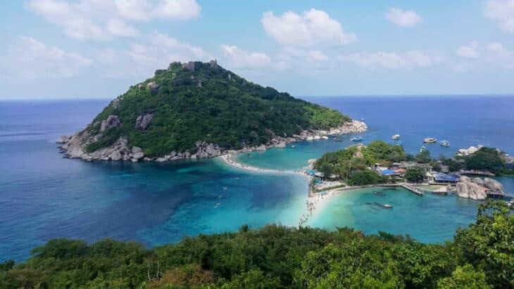 Views from Nang Yuan viewpoint.