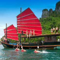 Krabi Island Hopping Tour | 1 Day | From KRABI, THAILAND