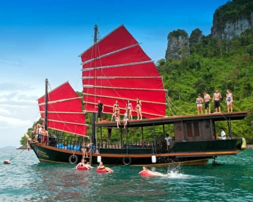 Krabi Island Hopping Tour | 1 Day | From KRABI, THAILAND