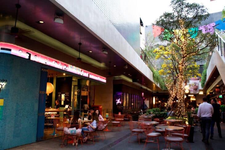 Coffee shops in Thonglor, Bangkok