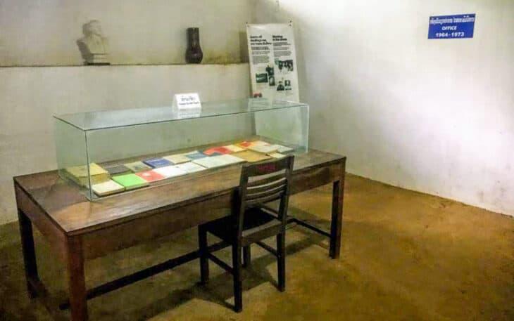 Vieng Xai War Cave Museum.