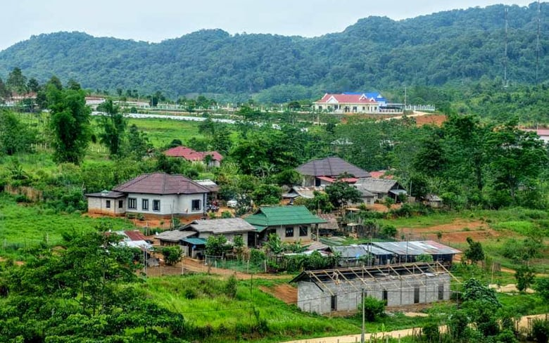 Sam Neua and Vieng Xai, Laos