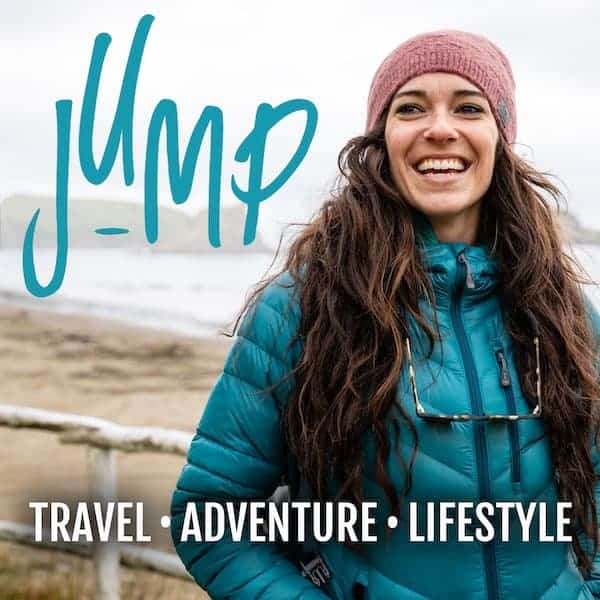 JUMP with Travelling Jackie Podcast