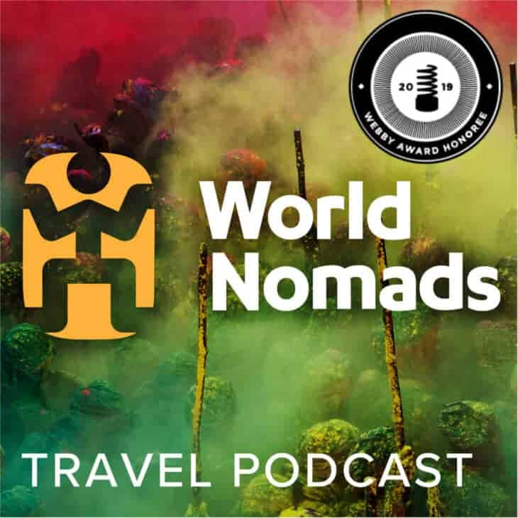 World Nomads Travel Podcast Album Art