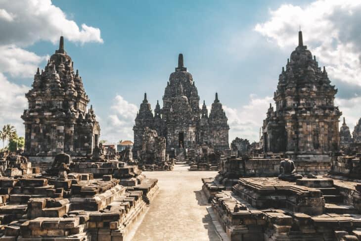 Prambanan Temple, Yogyakarta Indonesia