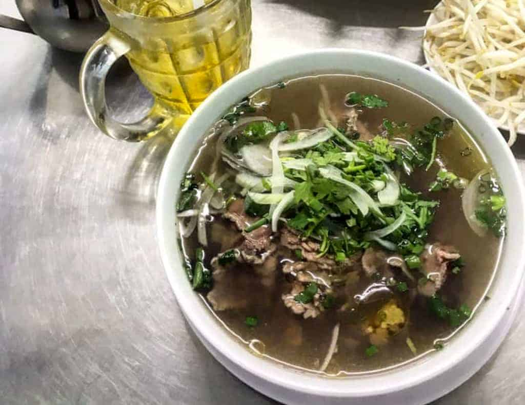 Pho bo by Rob Towell.