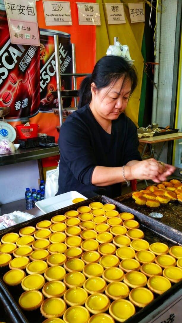 Street vendor Hong Kong