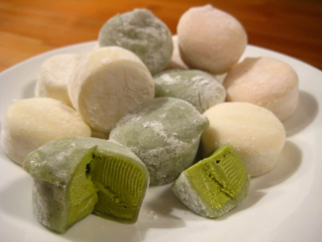 Mochi - Japanese Ice cream