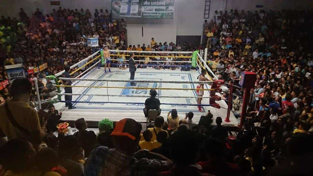 Channel 7 Muay Thai Stadium