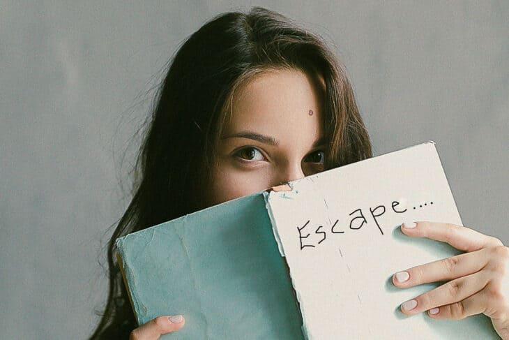 Escape with Travel Books