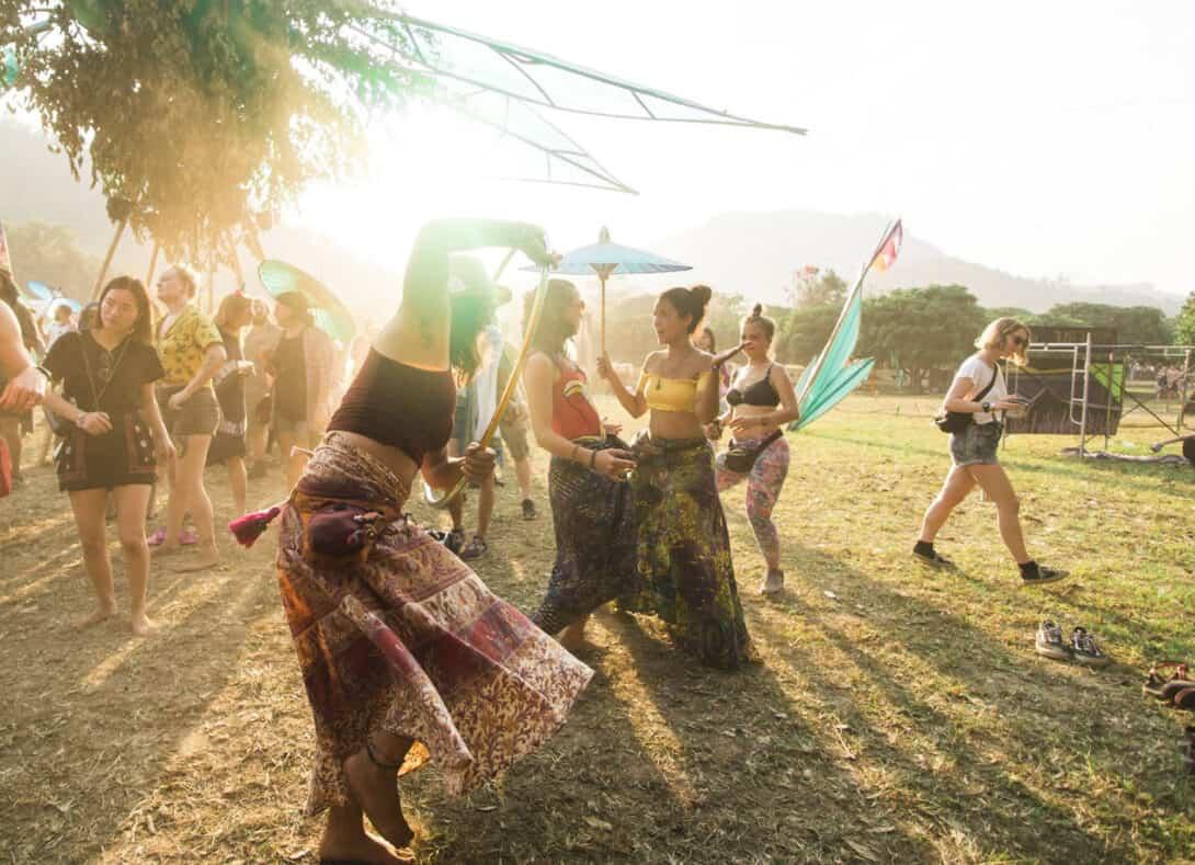 Jai Thep Festival - Thailand Festivals