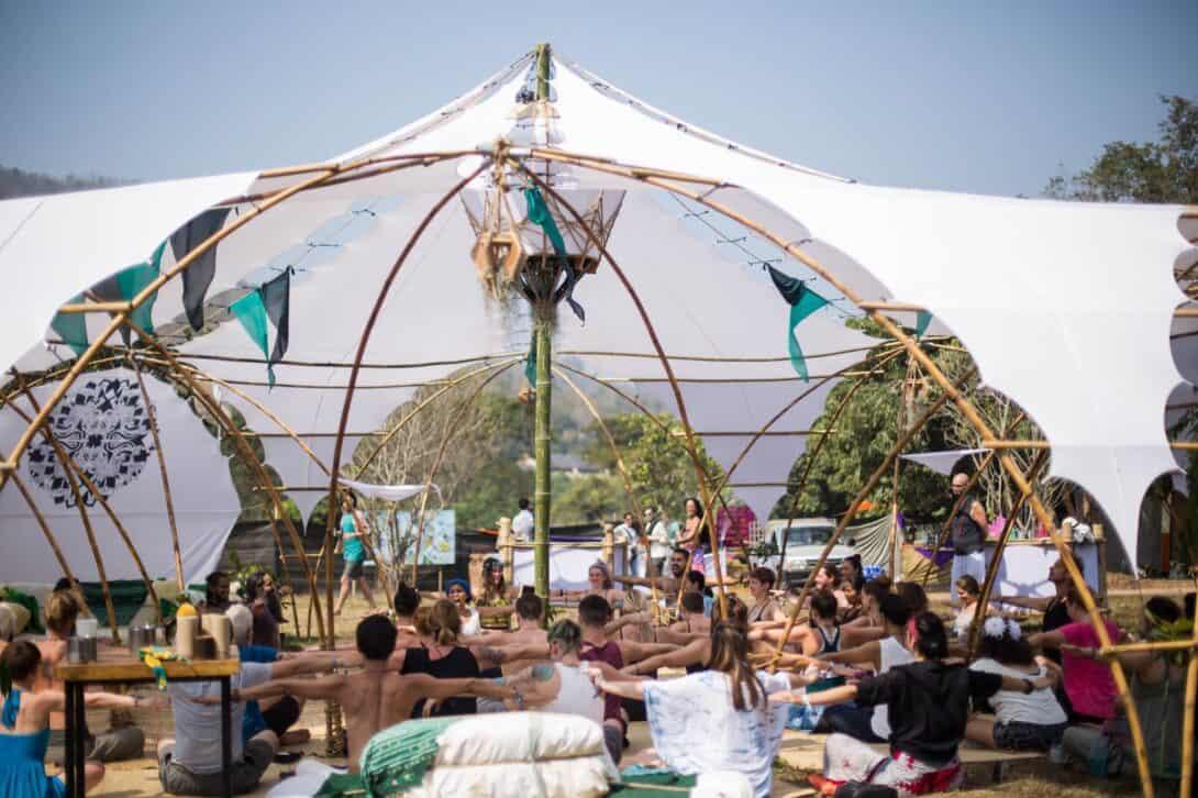 Jai Thep Festival - Charlie Snead