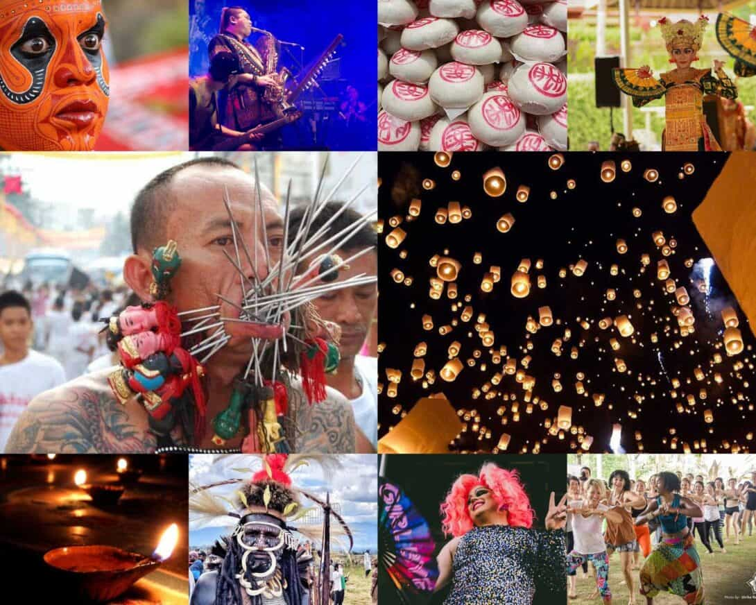Southeast Asia Festivals
