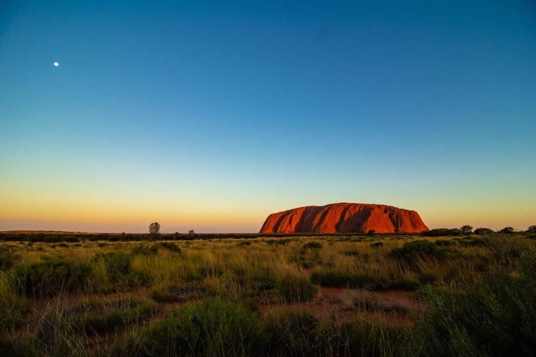 Uluru - Backpacking Australia