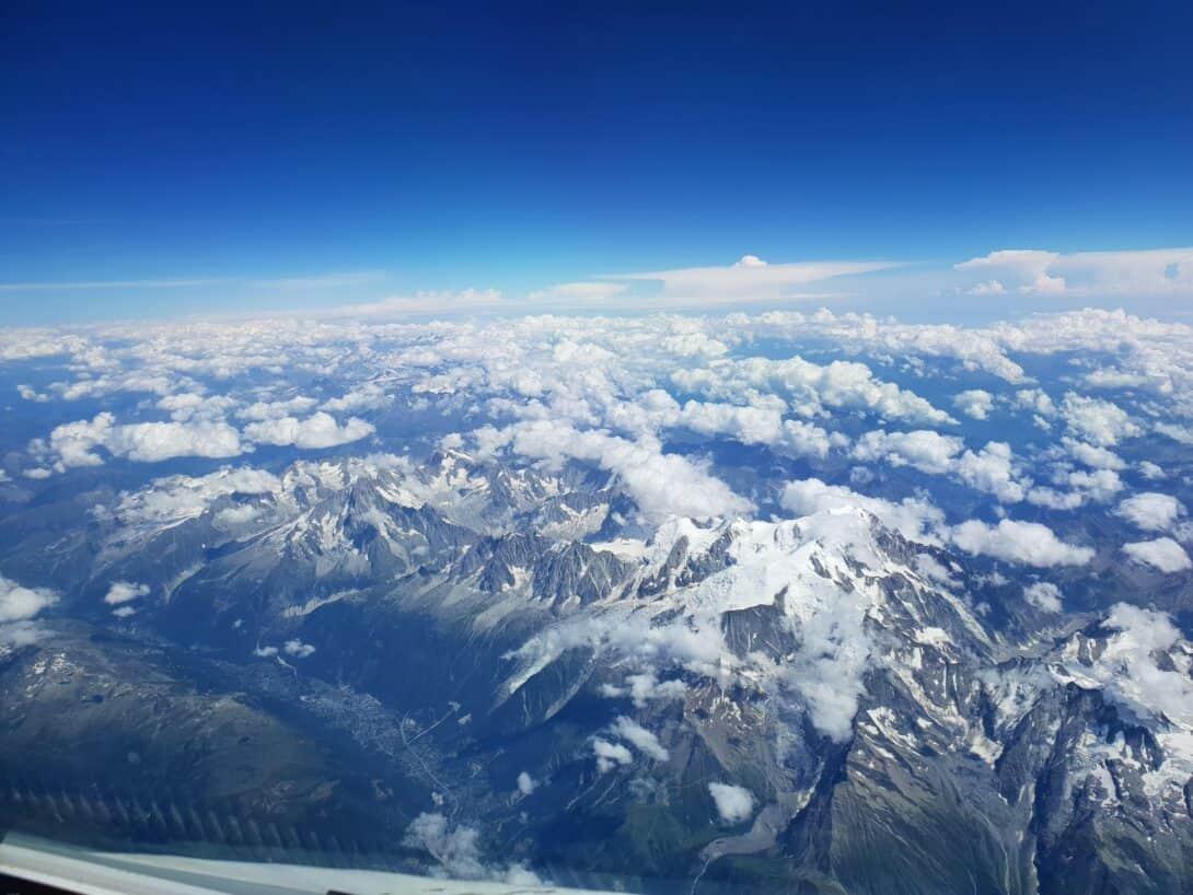 Mare de Glace Glacier France