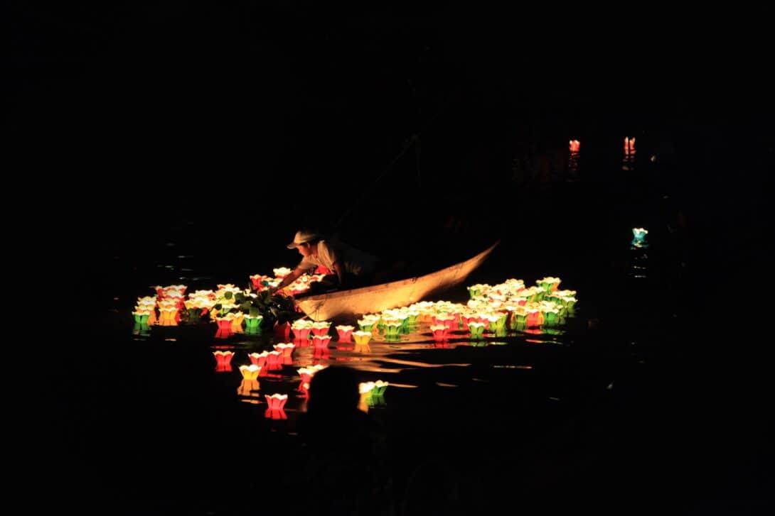 Hoi An Lantern Festival.