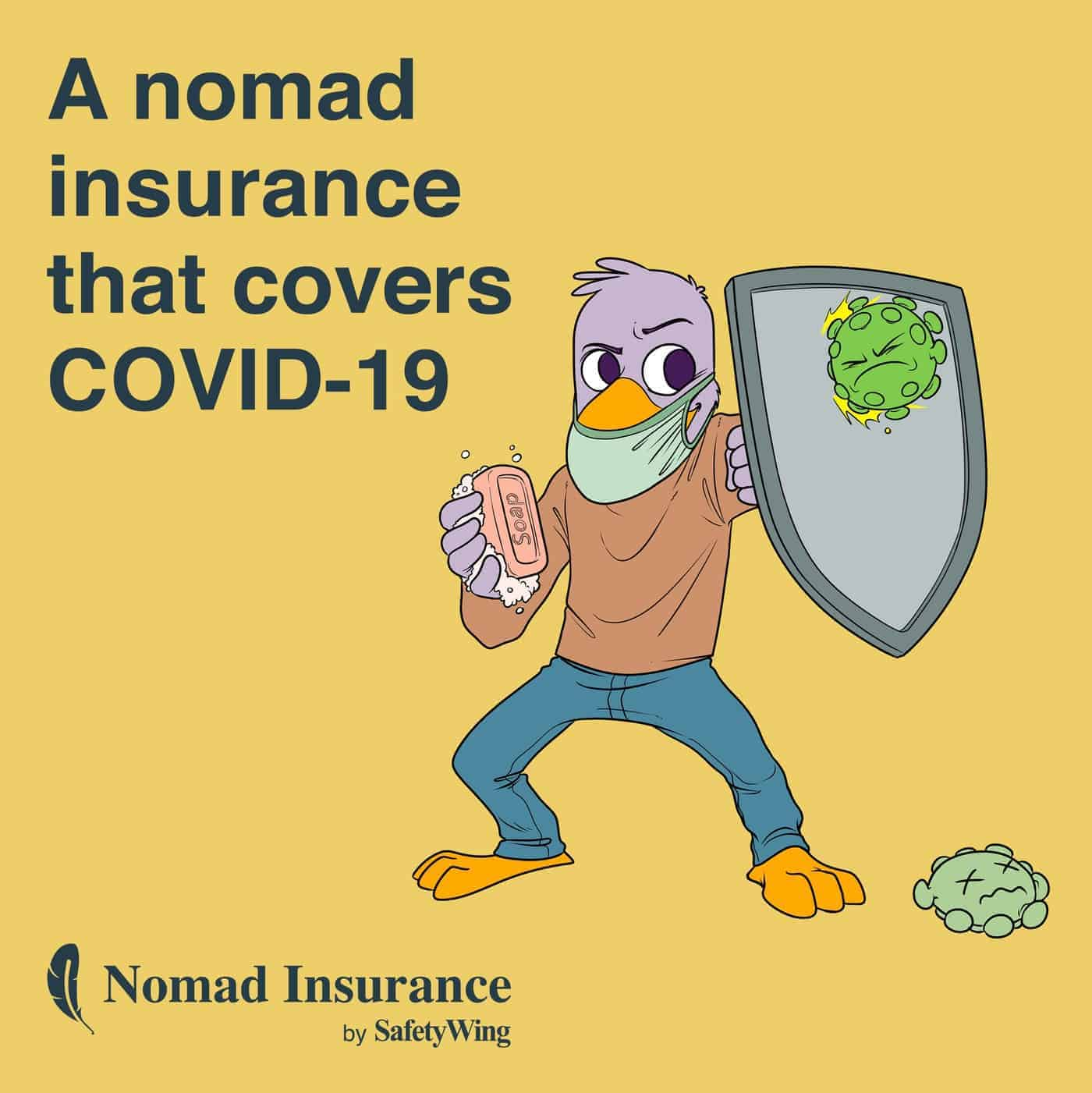 COVID-19 Travel Insurance.