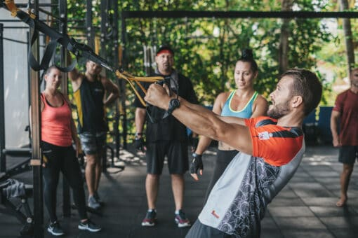 Koh Fit Fitness Bootcamps, Koh Samui, Thailand.
