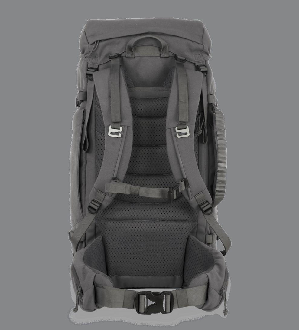 Salkan Backpacker padded adjustable back system