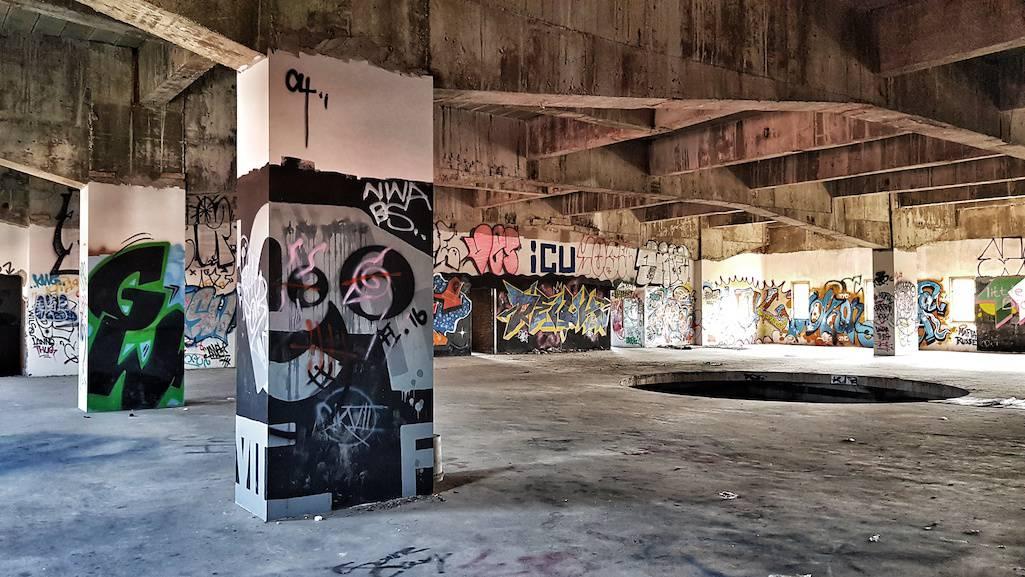 Exploring the Abandoned Batman Nightclub in Pattaya, Thailand