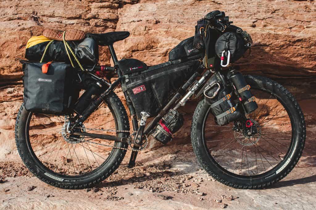 Bikepacking Bike 2