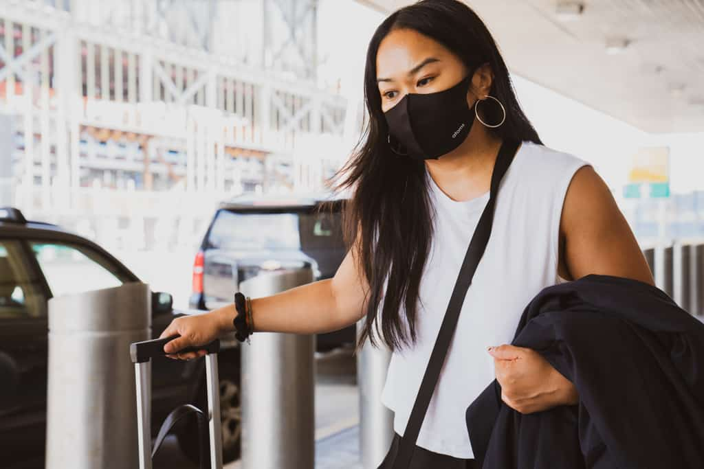 The Best Face Masks for Flying