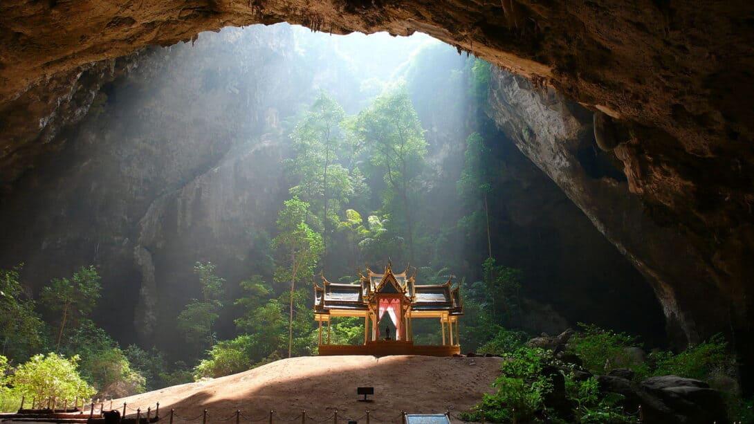 Phraya Nakhon Cave - Khao Sam Roi Yot National Park