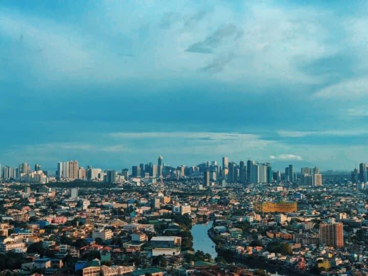 Manila, Philippines Skyline